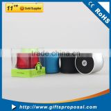 Portable Bluetooth Speaker Compatible with all Bluetooth Devices with built-in rechargeable Li-ion battery