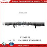 JAC J5 rear bumper support SUYANG brand auto parts in turkey