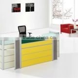2016 New Design high quality counter table reception table front desk