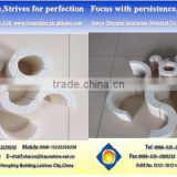 Multifunctional Insulation Materials Calcium Silicate Pipe Cover