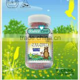 new products for 2013 Calcium with Vitamin D3 Halal supplement GUMMY BEAR vitamins candy gummy