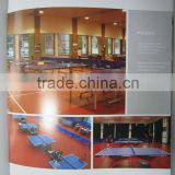 pvc table tennis sports floor