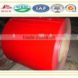 0.6mm*1250mm prepainted /color coated steel coil/ppgi color coated galvanized steel coil