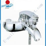Alibaba china hot sale construction building top quality artistic brass bath shower faucet