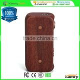 high power kamry 80w carved wooden e cigarette electronic,Unique redwood material 80w TC vape pen vaporizer oman e cigarette