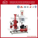 ZSFU Pre-Action And Addressable Fire Alarm Valve System