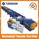 Steel Strand Wire Rope Conductor Horizontal Tensile Testing Machine for cable, sling,shackle