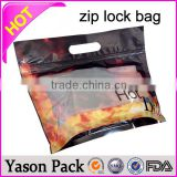 YASON biodegradable vest handle plastic bag degradable die cut plastic bag a3 plastic bags