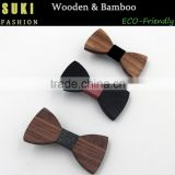 2015 men bow ties wooden boys bow ties neck bow ties for girls