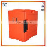 86L Plastic food warmer for catering, for loading GN pans