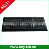 IP68 membrane keyboard with numeric keypad and function keys