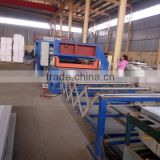 rockwool sandwich roof panel production line / eps cement sandwich panel production line