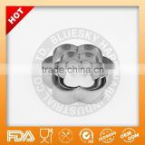 Wholesale stainless steel cookie cutter, pastry cutter