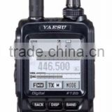 Yaesu FT-2D ,C4FM / FM 144 / 430MHz dual-band transceiver,walkie talkie.two way radio