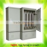 telecom equipment1200 pairs19 inch outdoor server cabinet cross connection cabinet for LSA module