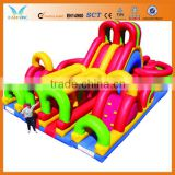 Wonderful inflatable puzzle game,the maze obstacle course