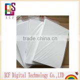 XCF sublimation transfer paper sportswear sublimation paper
