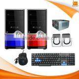 Computer accessory/Computer case combo kit with case/ 230W power supply/ keyboard/ mouse/ speaker