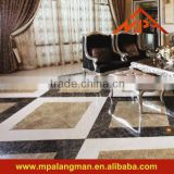 emperador dark home marble floor design pictures