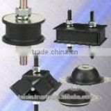 High quality and Effective anti vibration rubber mounts with multiple functions made in Japan