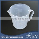 Wholesale Plastic 500ML Measuring Cup