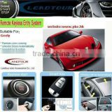 Smart Car Alarm System Engine Start Keyless Entry System for Geely