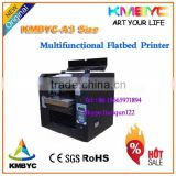 cheap and hot sale digital uv led printer uv curing high quality crystal stone printing machine