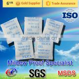 silica gel desiccant with non-woven fabric