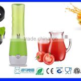 180W mini blender juicer with 500ML cup as see on tv/personal smoothie maker