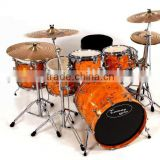 High grade maple 5pcs drum kits YD-T1 for hot sale