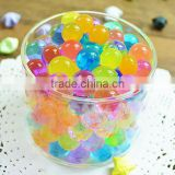 Hot Selling Round Crystal Mud Soil Water Beads Flower Gift