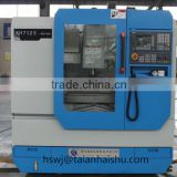OEM service metal plate xh7125 cnc vertical machining center price from gold supplier