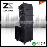 pa line array speaker cabinet