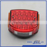 SCL-2015060035 high quality rear tail light for motorcycle parts