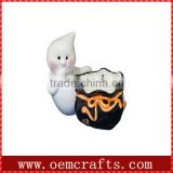 New coming spook ghost halloween carnival candy holders