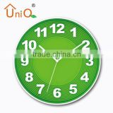 3D pretty low price modern wall clocks