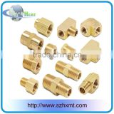 Precision machining big and complicated precision custom cnc machining brass parts processing hardware