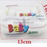 Fashion hot sale clear baby shoe gift boxes with high quality