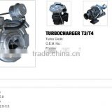 T3 T4 Turbo charger /Turbocharger for HONDA TOYOTA FIT CVIC FORD