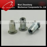 carbon steel /stainless steel DIN660 Cup Head Rivet Custom Precision Solid Aluminium Rivet