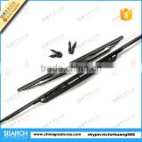 "China factory wholesale car wiper blades 16"" to 26"""