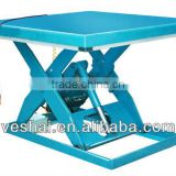 electric power hydraulic operation scissor lift table1t VT-100-AC
