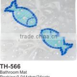 The Fish Pattern Bathroom Mat Sets/Bathroom Mat TH566