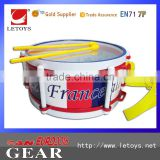 World cup soccer ball Fans Drum Plastic Drum Set Cheering Drum for wholesale