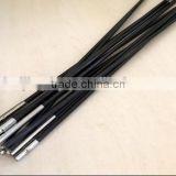 High quality fiberglass tent poles for outdoor facility
