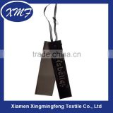 Wholesale good quality custom fashion China jeans garment tags , clothing paper hang tags