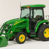 55HP 220hp 4 WD Large Farm Tractors Shuttle Shift Four Wheel