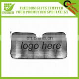 Logo Printed Customized Folding Car Sunshades