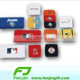American basketball wristband sweatband