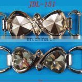 rhinestone buckle for browband
